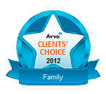 Avvo Client's Choice 2012