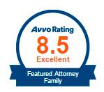 Avvo Rating 8.5