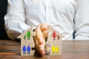 divorce homes