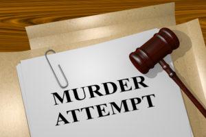 murder attempt
