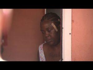 bullet still inside her skull