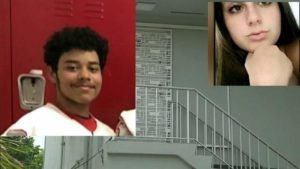 teen used stolen gun