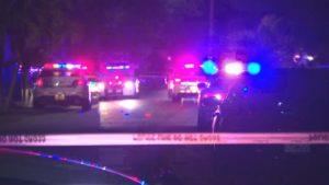 Miami-Dade Police County investigating fatal shooting