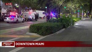 Man shot multiple times