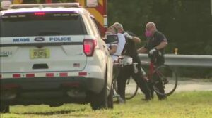 Bicyclist dies after collision