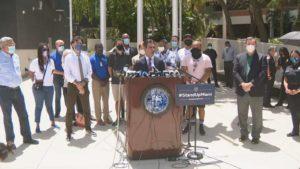57 arrests in Miami Saturday night