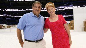 Jeff and Penny Vinik file for divorce