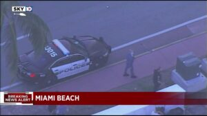 Police search for BMW SUV